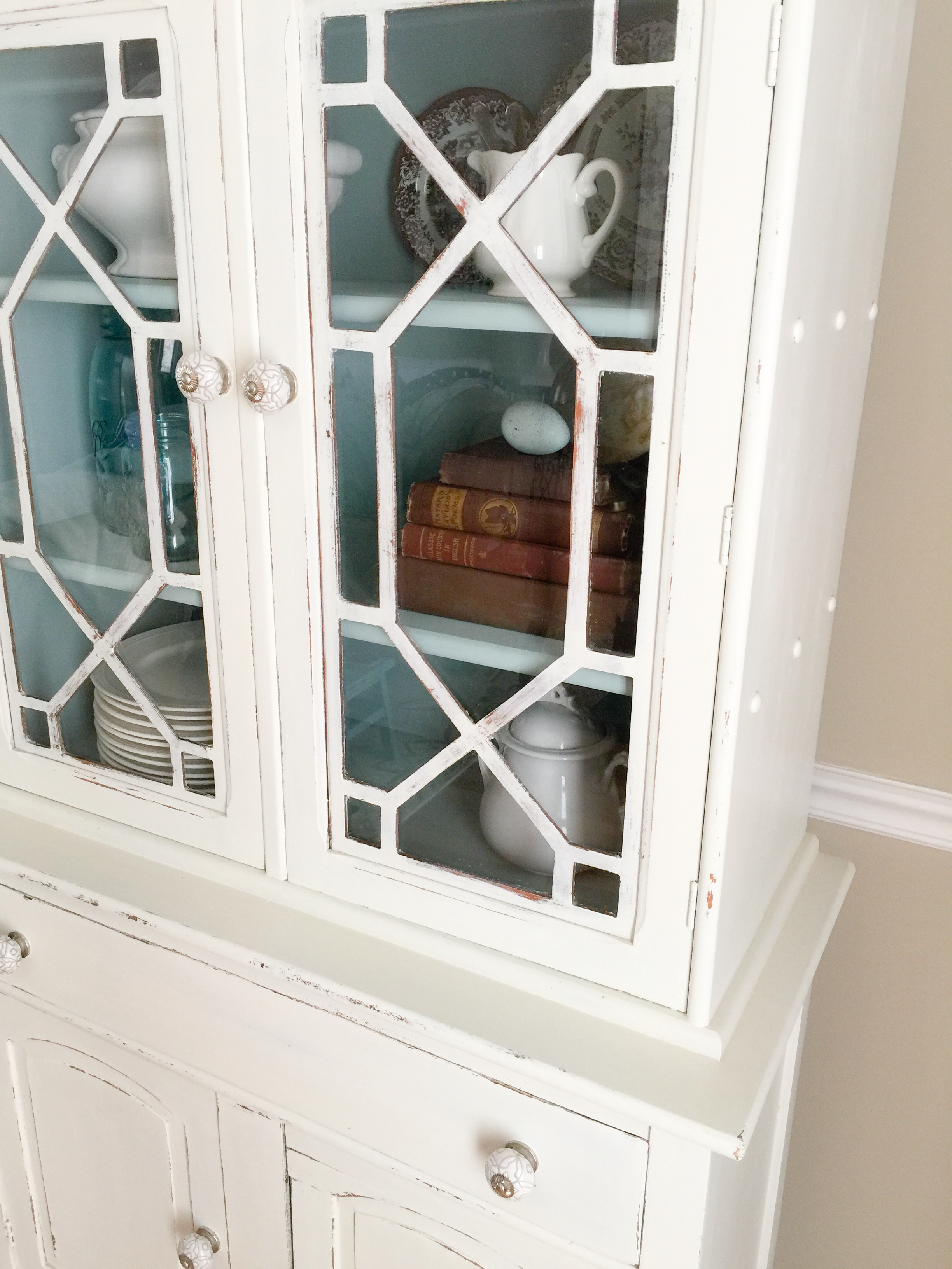 New Life For An Old Cupboard